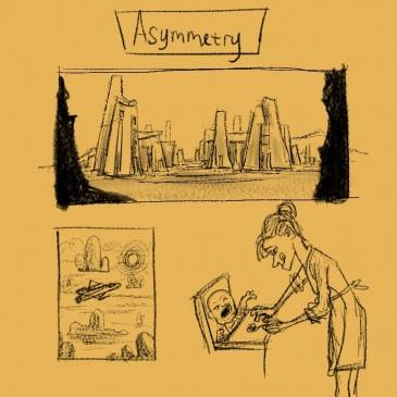 #6: Asymmetry