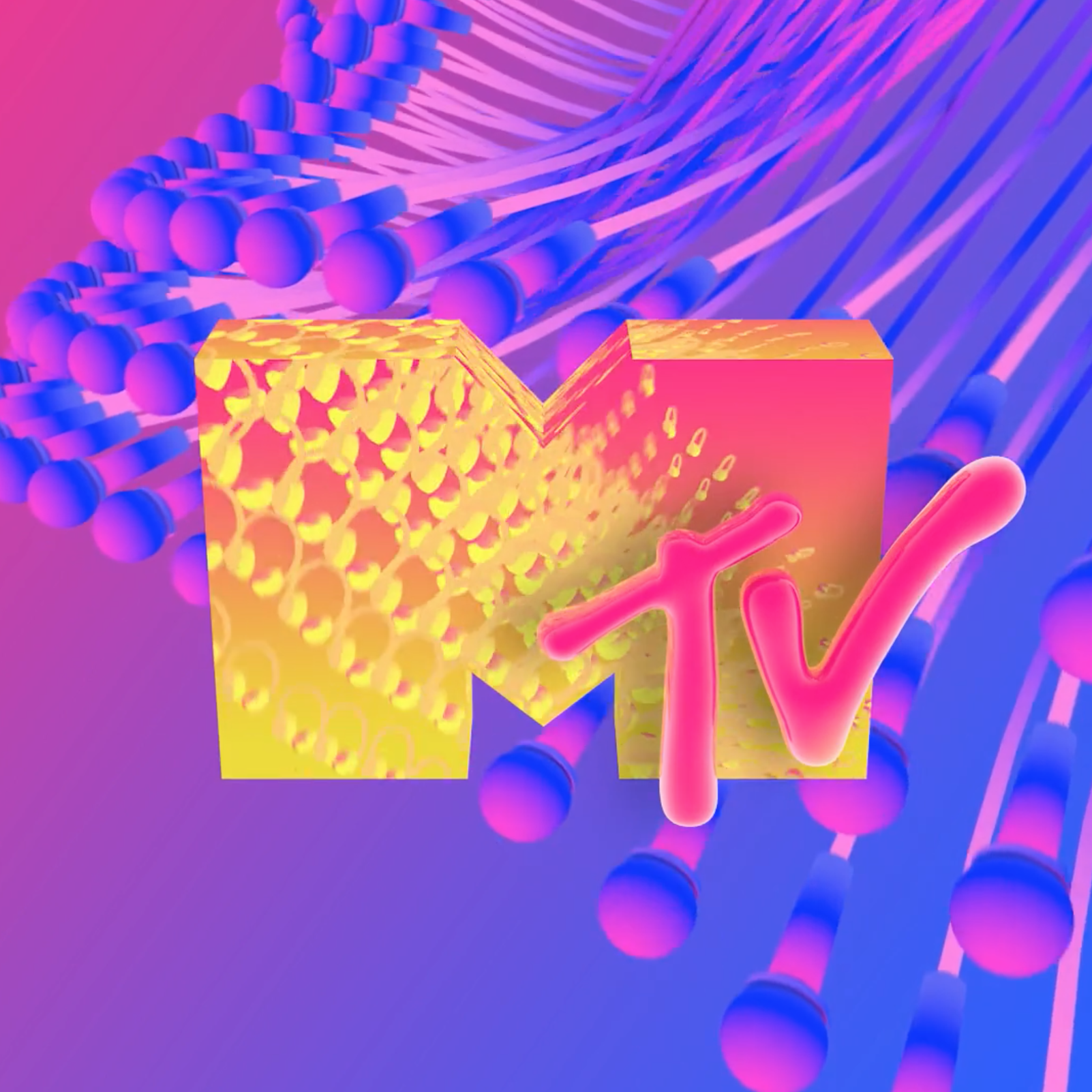 MTV International Rebrand
